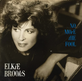 "Elkie Brooks - No More The Fool (7"") (VG/G)"